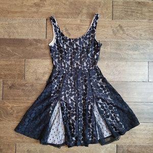 Disney's Minnie Rocks the Dots Girl's Lace Dress